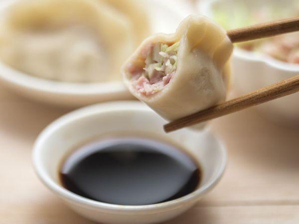 芸豆肉水饺